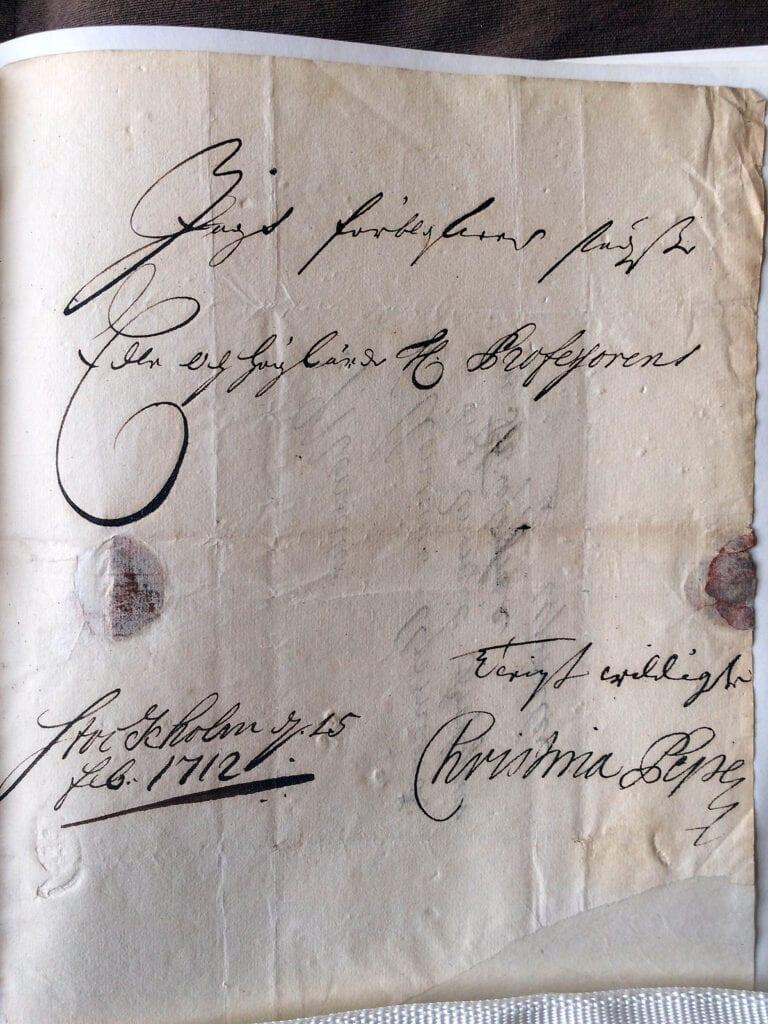 Christina Piper brev 15.2 1712_sid 3