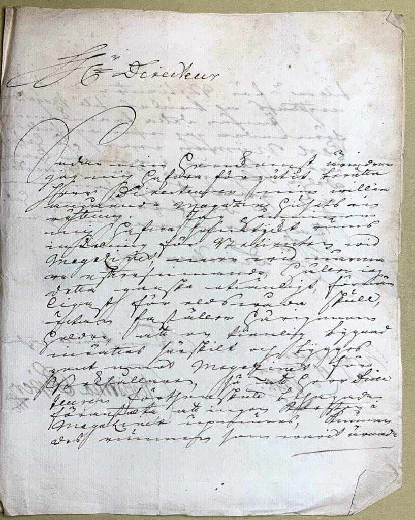 Christina Piper 11 juni 1742 sid 1