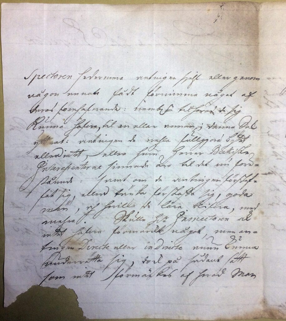 Christina Piper 13 jan 1736 sid 2