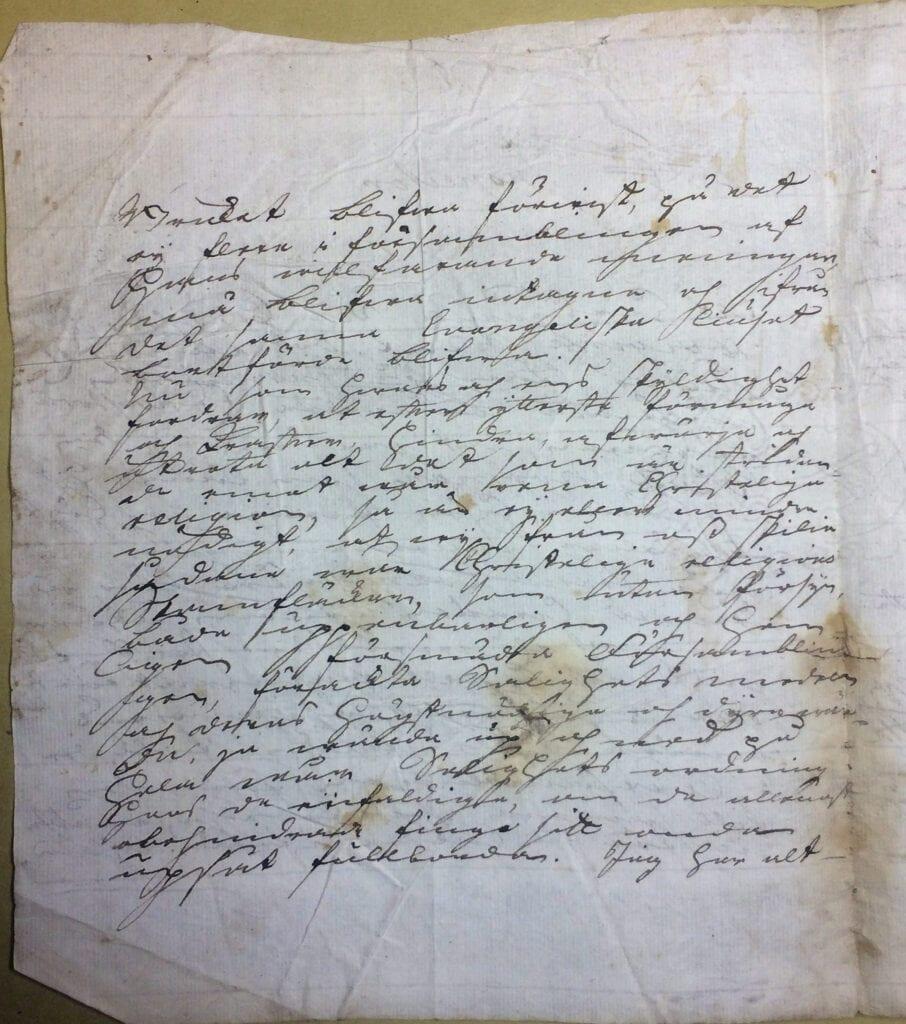 Christina Piper 16 mars 1736 sid 2