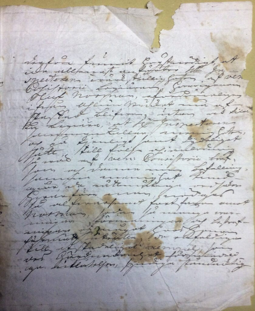 Christina Piper 16 mars 1736 sid 3