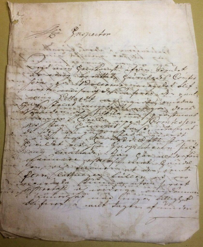 Christina Piper 17 juni 1739 sid 1