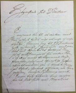 Christina Piper 23 december 1741 sid 1
