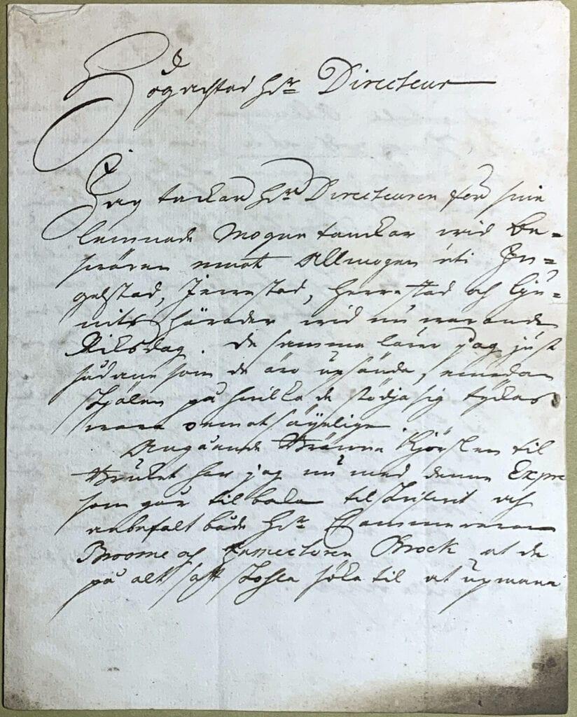Christina Piper 25 oktober 1742 sid 1