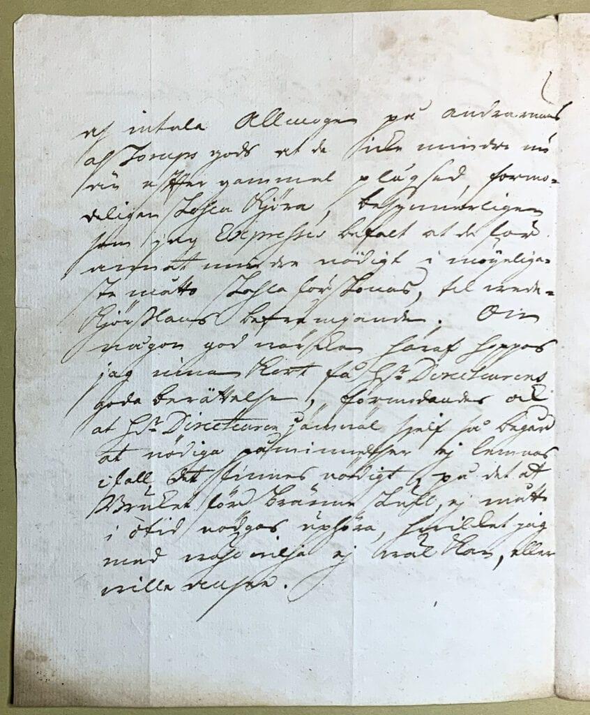 Christina Piper 25 oktober 1742 sid 2