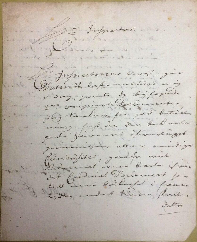Christina Piper 5 augusti 1740 sid 1