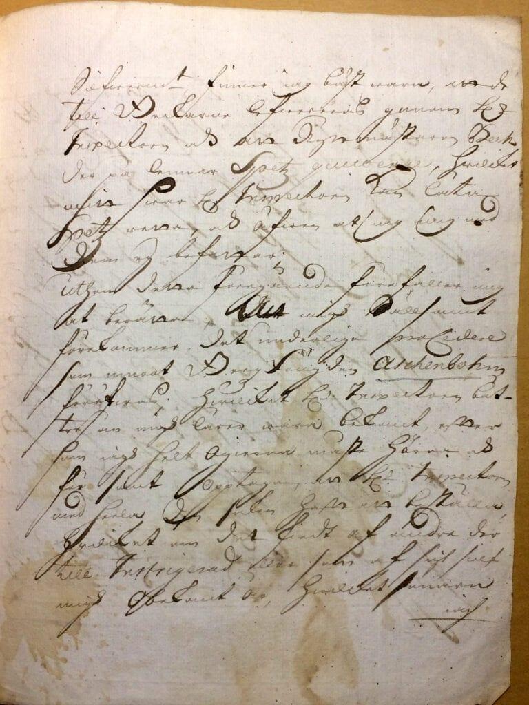 Christina Piper Brev 1.10 1720 sid 3