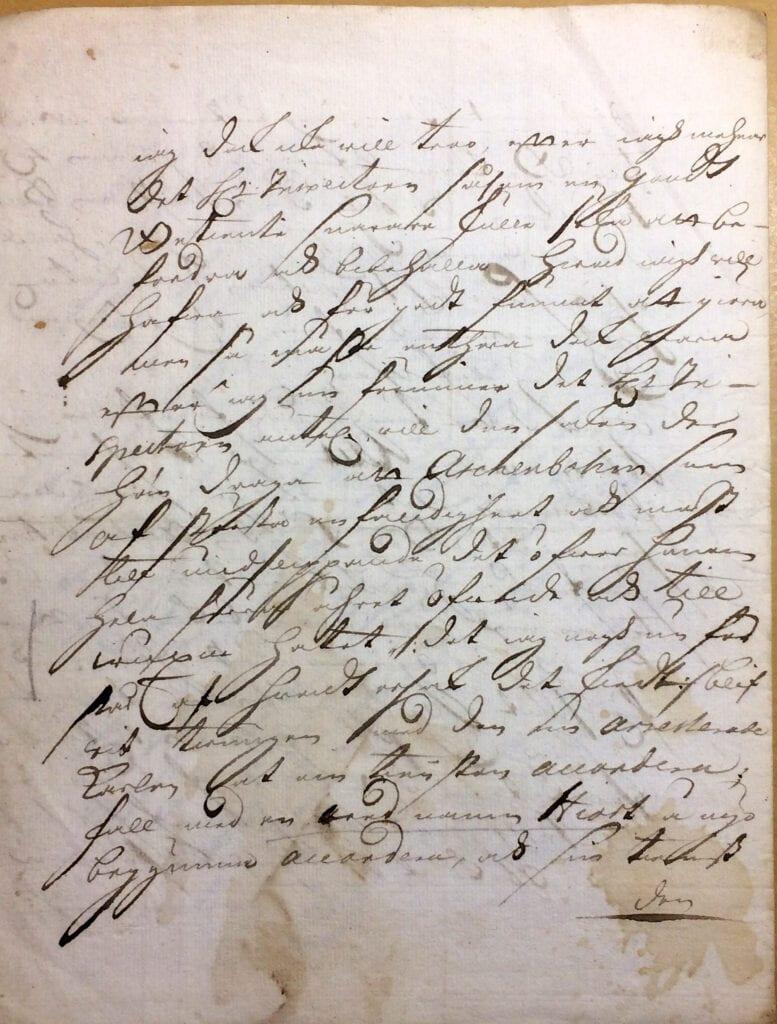 Christina Piper Brev 1.10 1720 sid 4