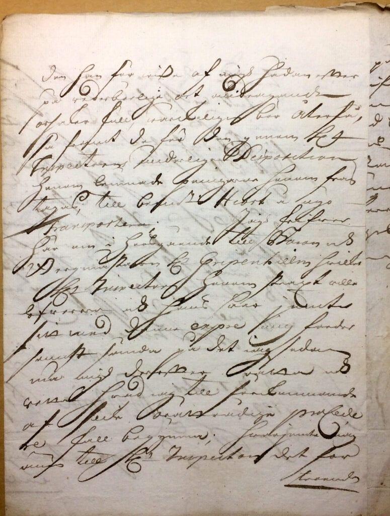 Christina Piper Brev 1.10 1720 sid 5