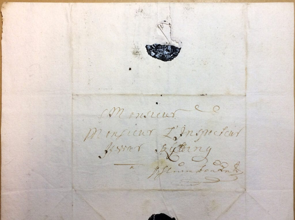 Christina Piper Brev 23.6 1720_kuvert