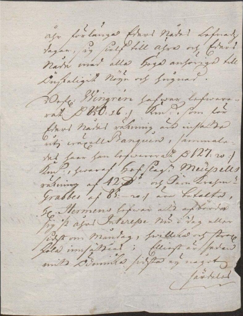 brev fran Johan Ornberg utan datum sid 3