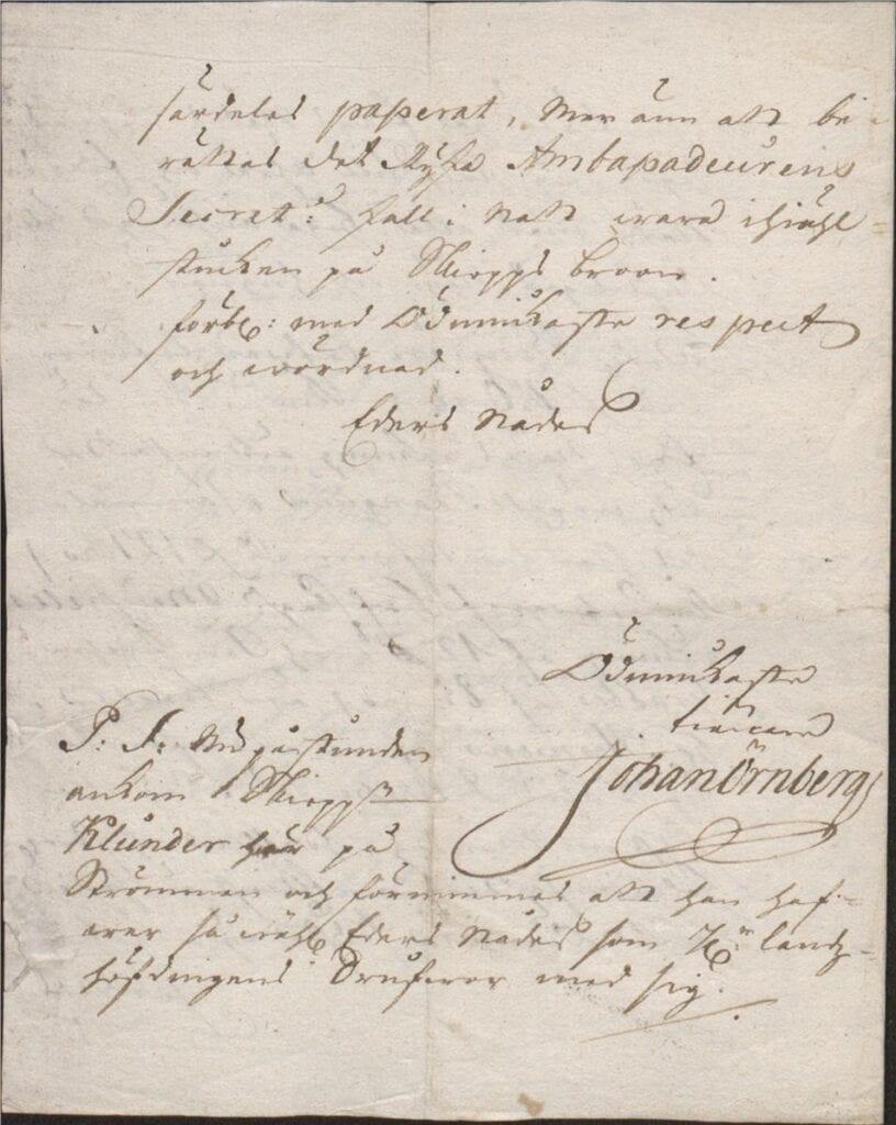 brev fran Johan Ornberg utan datum sid 4