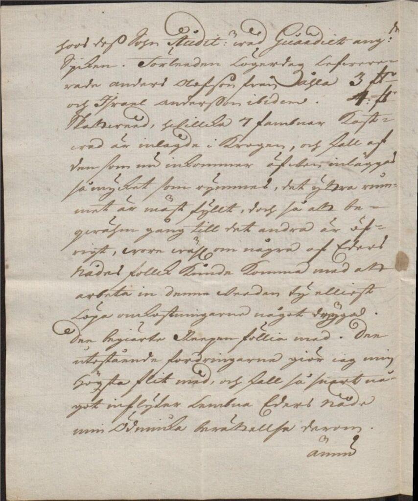 Christina Piper brev utan datum sid 2