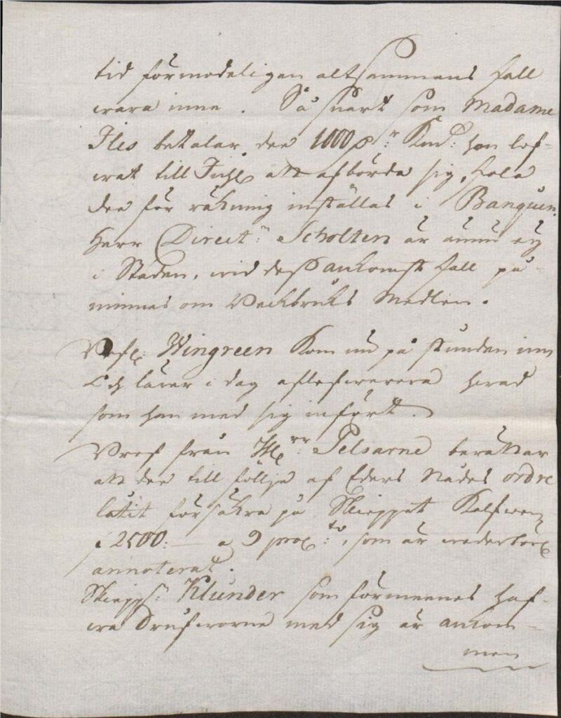 brev från Johan Örnberg 8 dec 1726 sid 3